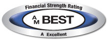 Financial Strength Rating Best A - Excellent
